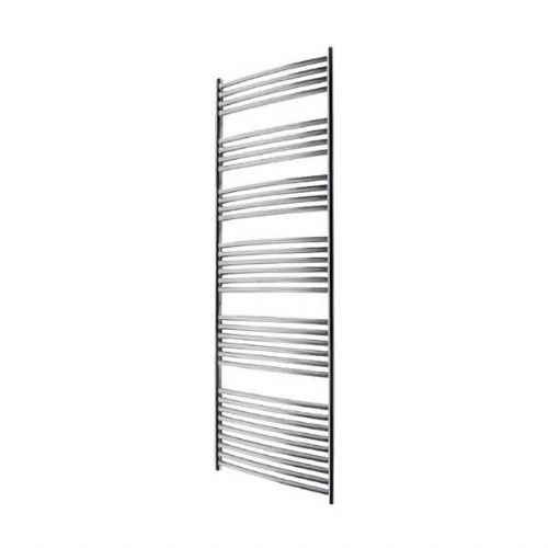 Abacus Elegance Radius Curved Towel Rail - 1700mm x 480mm - Polished Stainless Steel